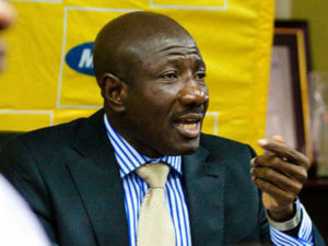 Newly appointed MTN VP