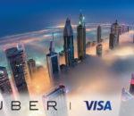 Visa and Uber