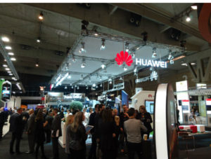 "Huawei releases the ""brain"" of smart city at SCEWC"