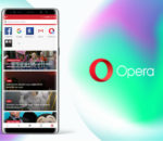 Opera news app hits 1 million downloads in 4 weeks .