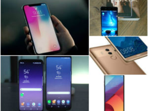 Top 5 smartphones of 2017