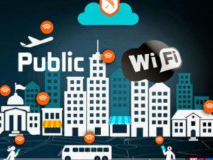 Hackers love public Wi-Fi more than you do