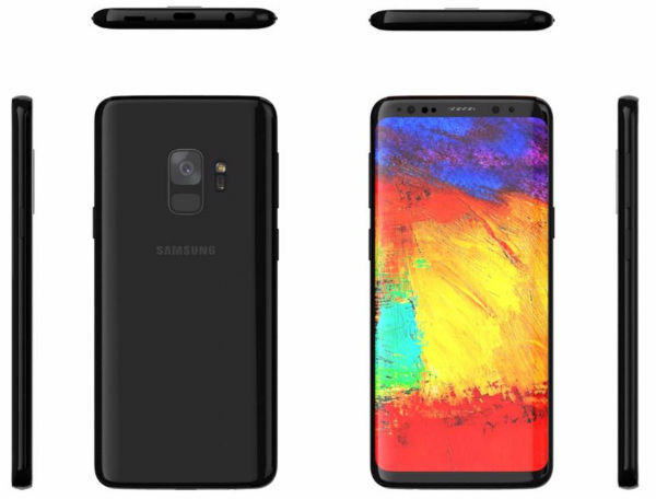 Samsung Galaxy S9 specifications leaked online