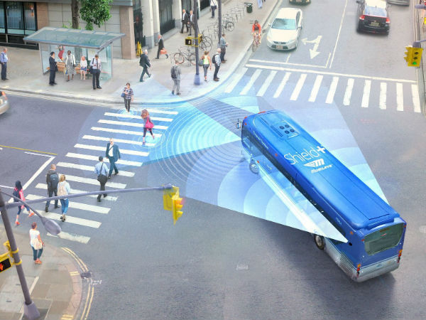 CES 2018: ride-share fleets to map world cities through Mobileye 8 Connect