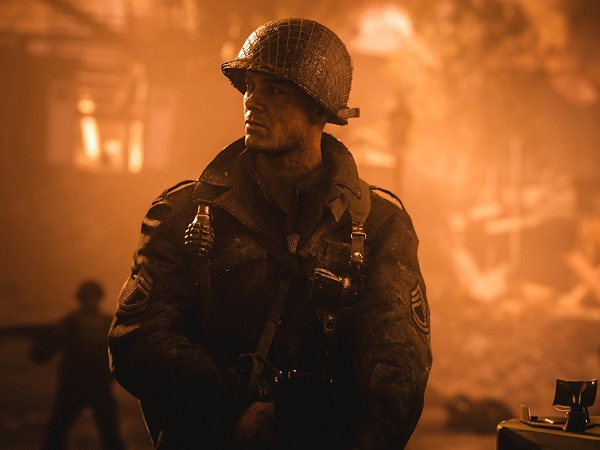 Prepare yourself for Call of Duty: WWII - The War Machine