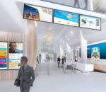 In-store digital signage influences the customer journey