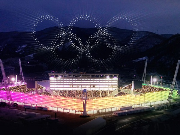 Intel breaks Guinness World Record at Olympic Winter Games