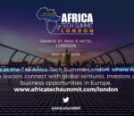African tech investors and innovators to connect at Africa Tech Summit London