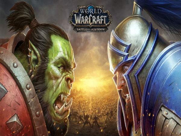 New World of Warcraft expansion arrives August 14