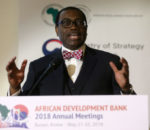 President of the African Development Bank, Ayodeji Adesina