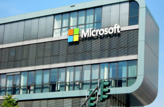 Microsoft cloud data centres to attract foreign investment