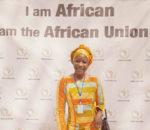 Oulie Keita, ONE campaign regional representative for Francophone Africa.