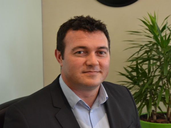 Riaan Bekker, Force Solutions Manager, thryve