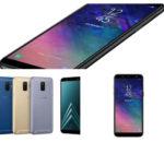 Samsung introduces the Galaxy A6+