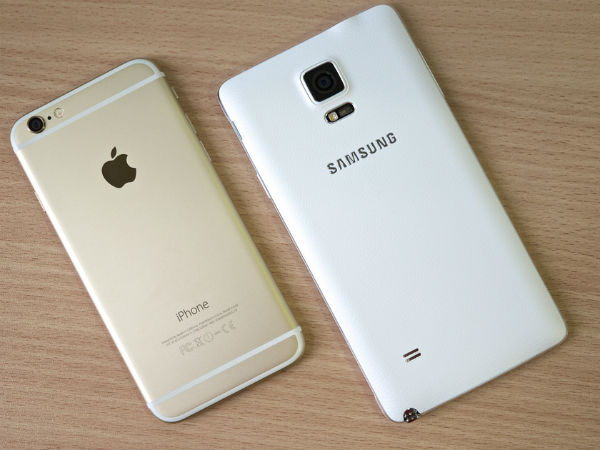 Apple and Samsung's patent battle comes to a close