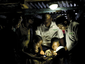 The number of people without access to electricity has increased, as the population growth has outpaced infrastructure development.