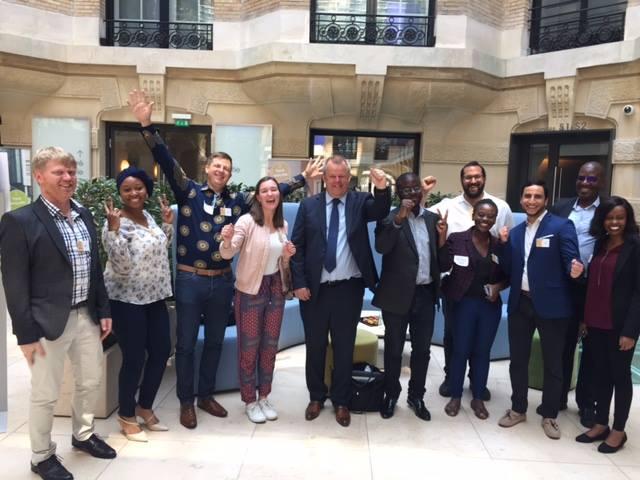 Africa Representatives at Vivatech
