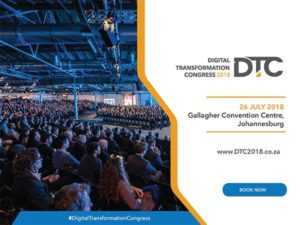 "IT News Africa will host the highly anticipated ""Digital Transformation Congress"", where 'Accelerating Digital Transformation with IoT' is one of the many intriguing topics"