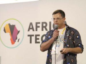 Dr. William Mapham, founder of Vula Mobile