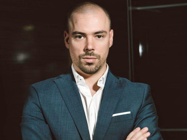 Thomas Pays, Co-Founder & CEO of i-PAY