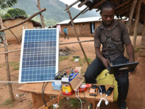 More than 1 billion people today still live without electricity