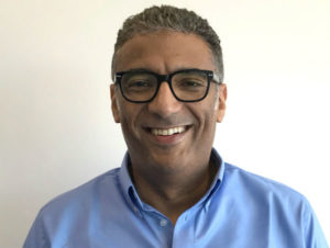 Ahmad Mokhle, newly appointed Liquid Telecom, Group Chief Operating Officer (GCOO)