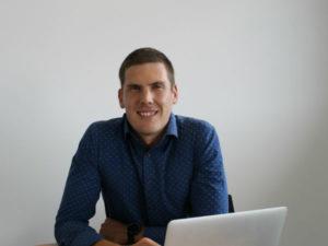 Craig Johnston of Bluekey Seidor
