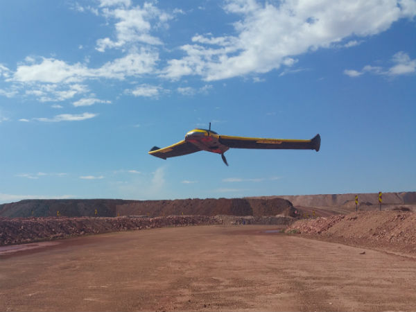 Anglo American's Kumba Iron Ore has worked through two years of complex legal, governance and logistical challenges to earn an operating licence to fly its own Remotely Piloted Aircraft Systems
