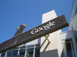 Google receives a record breaking $5 billion fine (Photo credit - Brionv/Flickr)