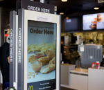 The franchise plans to add kiosks to1,000 storesevery quarter for the next two years.