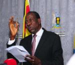 Honorable Matia Kasaija, Uganda's Minister of Finance, Planning and Economic Development.Picture: Monitor