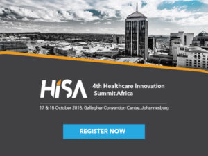 f Healthcare Innovation Summit Africa is set to take place on 17-18 October 2018 at the Gallagher Convention Centre in Johannesburg, South Africa.