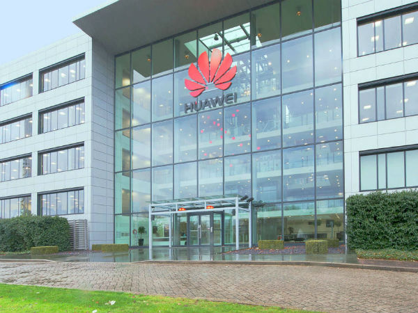 China-based Huawei took the second-place spot from Apple in a tightening global smartphone