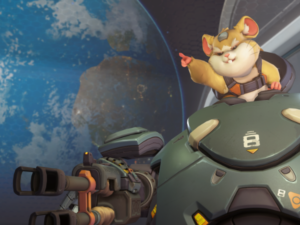 Overwatch's new hero Wrecking Ball is live