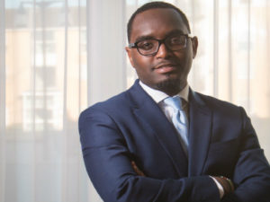 James Kiriamiti, marketing and partner manager for Europe, Russia and Africa