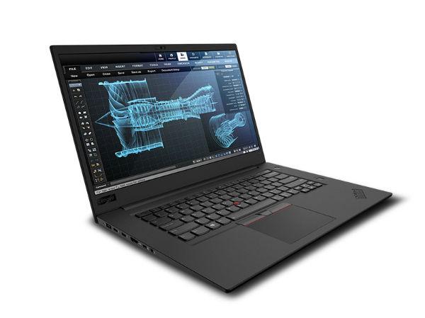 Lenovo launches ThinkPad P1 and Thinkpad P72