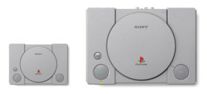 PlayStation Classic and PS1 Comparison