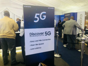 South Africa: Samsung partners Comsol to launch 5G in Soweto