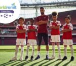 "Arsenal FC and WorldRemit select African finalists for ""Future Stars"" programme"