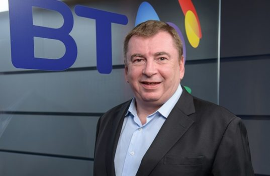 Kevin Taylor, President of BT Middle East and Africa (MEA) Regions.
