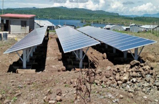 Winch Energy lights up 24 Villages in Sierra Leone