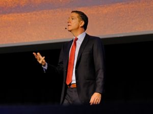 Research Director and author of Gartner's Hype Cycle for Emerging Technologies, Mike Harris