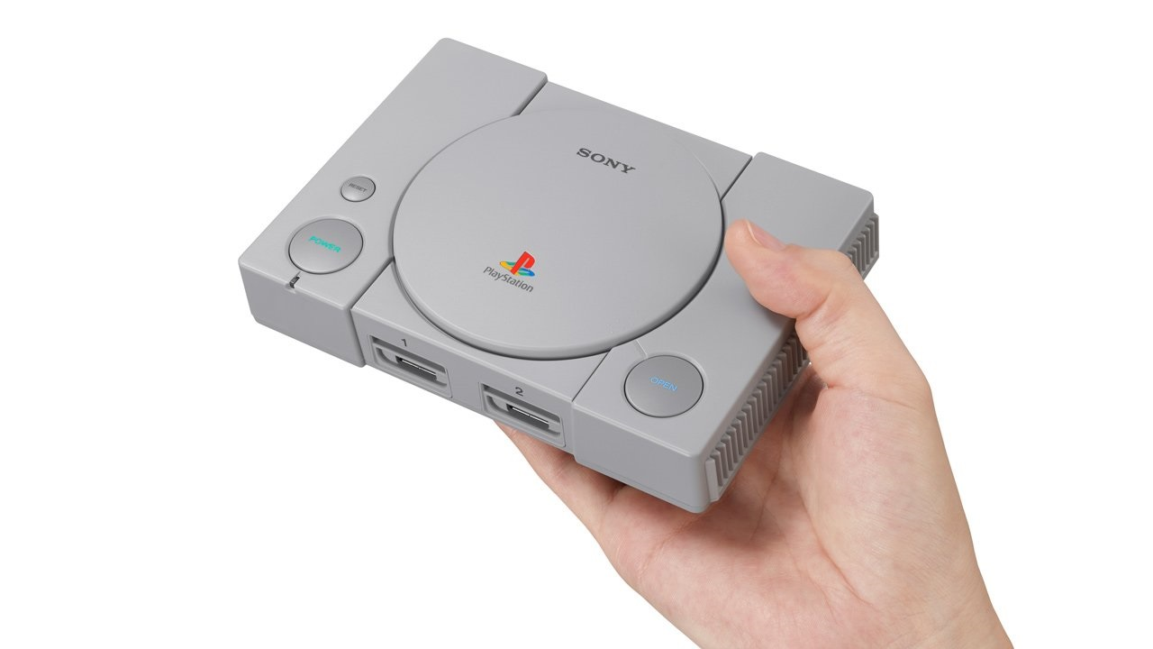 Sony has announced the launch of the PlayStation Classic, an ode to the original PlayStation in miniature form, coming out on December 3.