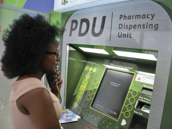 Free State gets an 'ATM pharmacy' to cut patient waiting times