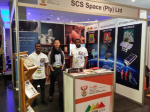 Satellite industry showcases at South African Innovation Summit