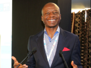 William Mzimba, Chief Executive for Vodacom Business