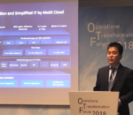 Huawei Data Center Integration Solution Domain General Manager Wang Wei