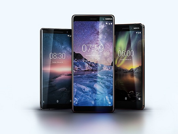 Nokia smartphones serves first slice of Android™ 9 Pie