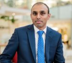 Niral Patel, MD and Technology Leader for Oracle South Africa