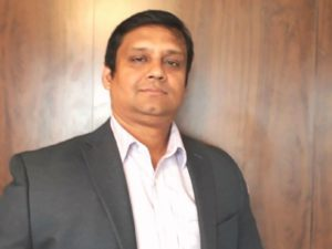 Ranjoy Nag, Sales Head – Cloud & Infrastructure Services for Africa,